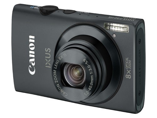 Canon IXUS 117 HS Digital Camera in Black - Only at Jessops