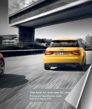 Audi Catalogue