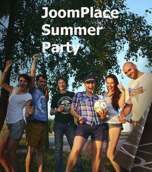 JoomPlace Summer Party