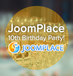 Photo Album: JoomPlace Birthday